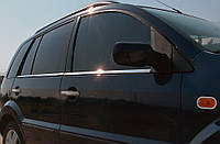 Ford Fusion Наружий молдинг стекол Carmos