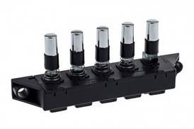 Блок кнопок механический для вытяжки Cata 20114129