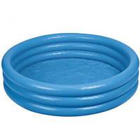 Бассейн детский надувной Intex 58426 147 х 33 см Синий (003650)