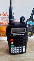Рация, Quansheng TG-6A UHF, радиостанция 400-470 МГц, 4 Вт, фото 1