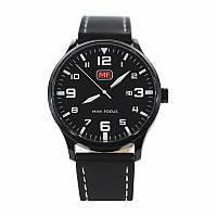Годинники чоловічі Mini Focus 0158G Чорний (5943-20339)