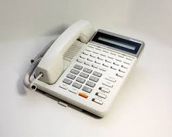Системный телефон Panasonic KX-T7130, бу