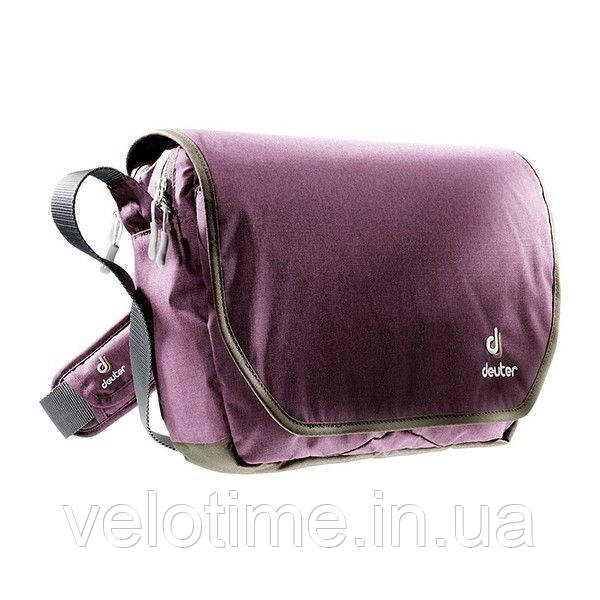Сумка Deuter Carry Out  (aubergine-brown)