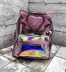 """Дитячий рюкзак """"Серце"""""""