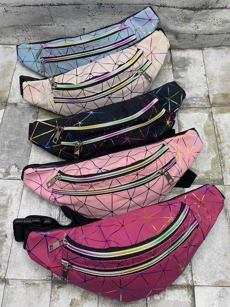 Жіноча сумка на пояс
