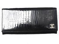 Женский кошелек Chanel  3234 черный (артикул 3234)
