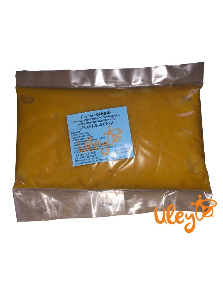 Канді Стимулюючі (з пилком і комплексом вітамінів). 500 грам