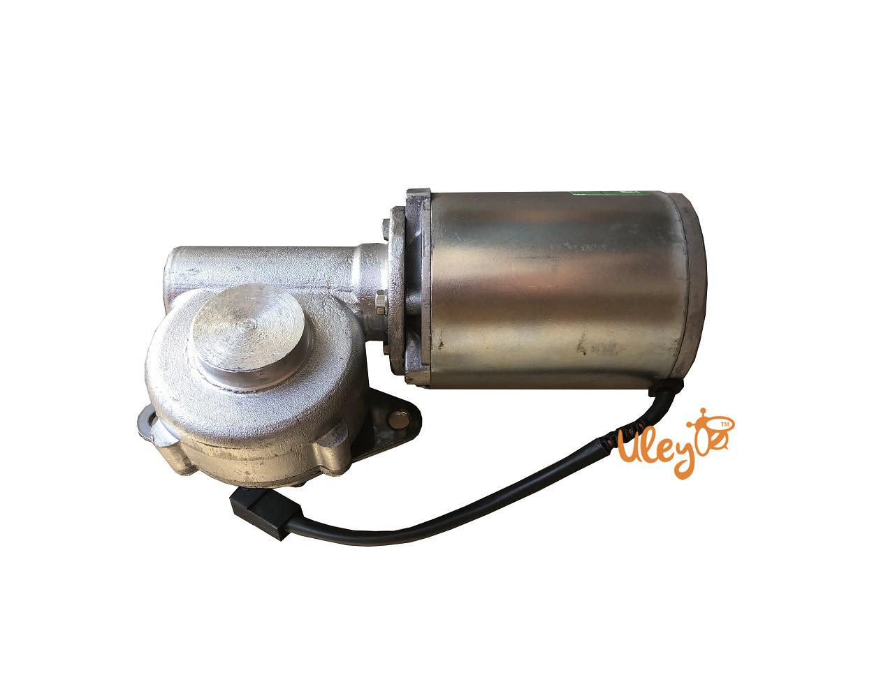 Мотор-редуктор, с червячной передачей, к приводу 12В, мощность 75 Вт