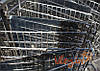 16-ти рамочная «ЕВРО» Медогонка, с поворотом кассет, нержавеющая (ротор Н/Ж, с крышкой) под рамку «ДАДАН» — РЕ, фото 5