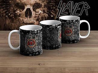 """Чашка Слейер """"Skulls"""" / Slayer"""