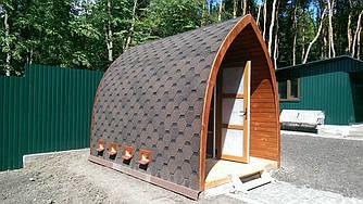 Апи-домик Модель №4 (в виде Юрты)