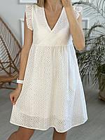 Женское летнее платье прошва,платья летние новинка 2021