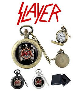 """Карманные часы Слейер """"Eagle & Pentagram"""" / Slayer"""