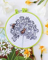 Набор для вышивки крестом Пчёлки