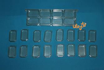 Комплект «Панский Сот» на магазинную рамку 145 мм (рамка -1 шт. контейнер — 16 шт.)