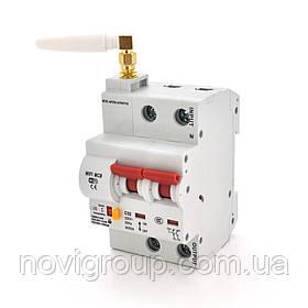 Автоматичний вимикач 2P32A з вітдаленним управлінням через WiFi