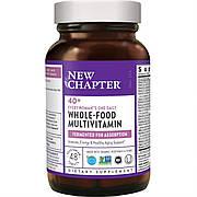 УЦЕНКА Ежедневные Мультивитамины для Женщин 40+, Every Woman's, New Chapter, 48 таблеток (помята коробка)