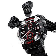 Смарт часы Lemfo LEMD black
