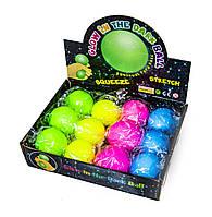 Светящиеся шарики антистресс