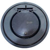 Aquaviva Зворотний клапан Era міжфланцевий (140 мм), без фланців, фото 1