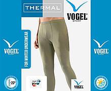 Термоштани Vogel Microfiber Thermal Winter Bottom Underwear