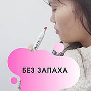 Скетч маркери Touch Smooth 24 шт фломастери двосторонні для малювання і скетчинга, Набір спиртових маркерів, фото 10