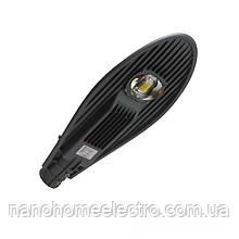 LED светильник уличный 80 Вт 505x215x75 мм 7200 Лм 6500К IP65