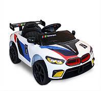 Електромобіль Just Drive BM-M4 - білий