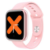 Фитнес браслет Smart Watch AIR X Розовый