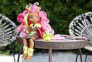 Лялька Фернесса і Птилли птеродактиль Печерний клуб 25 см Cave Club Fernessa Doll Mattel, фото 8