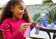 Лялька Печерний Клуб Телла і вихованець Ханч Cave Club Tella Оригінал від Mattel, фото 3