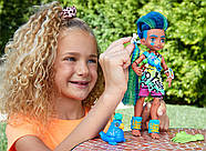 Лялька хлопчик Слейт і вихованець Тэгги Печерний клуб 25 см Cave Club Mattel, фото 3