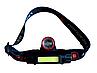 Ліхтар налобний акумуляторний 8107 Q5+СОВ+ZOOM USB зарядка, фото 2