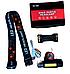 Фонарь налобный аккумуляторный 8107 Q5+СОВ+ZOOM USB зарядка, фото 4