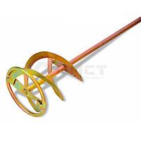 """Міксер для штукатурки, тип """"C"""", 120мм, 16–35 кг 09-052 Favorit // Миксер для штукатурки, тип """"C"""""""