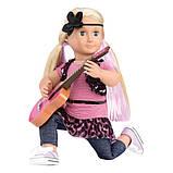 Велика дитяча лялька Лейла, 46 см, Our Generation, фото 2