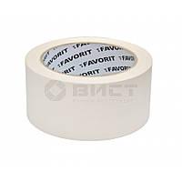 Стрічка паперова для шпаклювання 50 мм х 50 м 10-256 Favorit // Лента паперова для шпаклювання