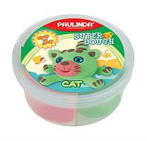 Маса для ліплення Paulinda Super dough Кіт 40 грам PL-081394-12