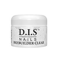 Биогель D.I.S Nails Bio bilder Clear Gel 30г