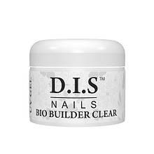 Биогель D.I.S Nails Bio bilder Clear Gel 30г