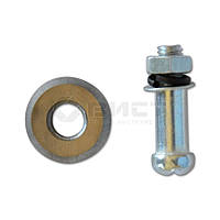 Додаткові різальні елементи до плиткоріза, 22x6x4,6мм 11-285 Favorit // Запасные режущие элементы для плиткореза