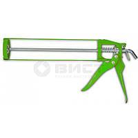 Пістолет для герметика скелетний металевий посилений 12-009 Favorit // Пистолет для герметика