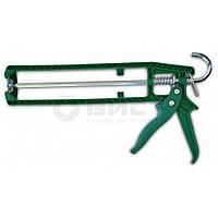 Пістолет для герметика скелетний пластмасовий 12-012 Favorit // Пистолет для герметика