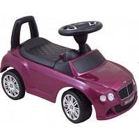 Чудомобиль Alexis-Babymix Z-326P Bentley Purple матовый (18438)