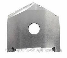 Пластина к перовому сверлу (перо) D 100 мм (2000-1265) Р6М5