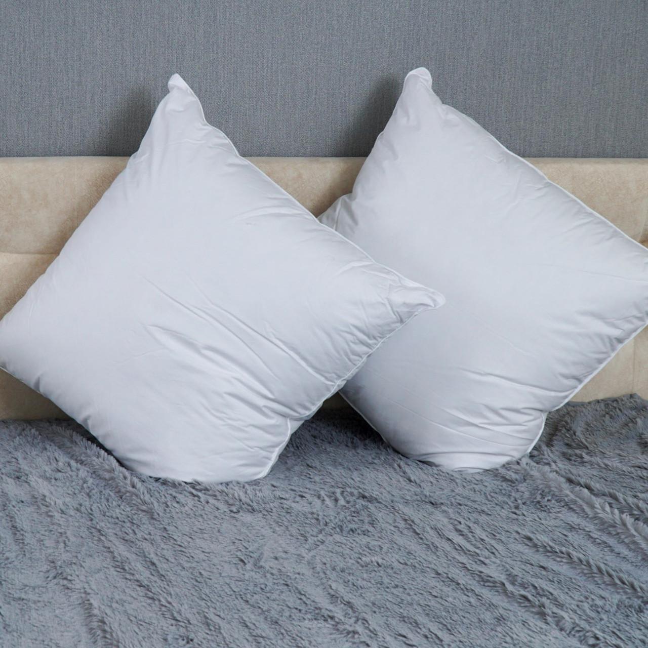 Комплект подушек искусственный лебединый пух