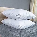 Комплект подушек искусственный лебединый пух, фото 2