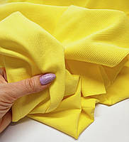 Футер двунитка жёлтая- 180см.