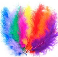 Перья для шаров БАБЛС | Разноцветный