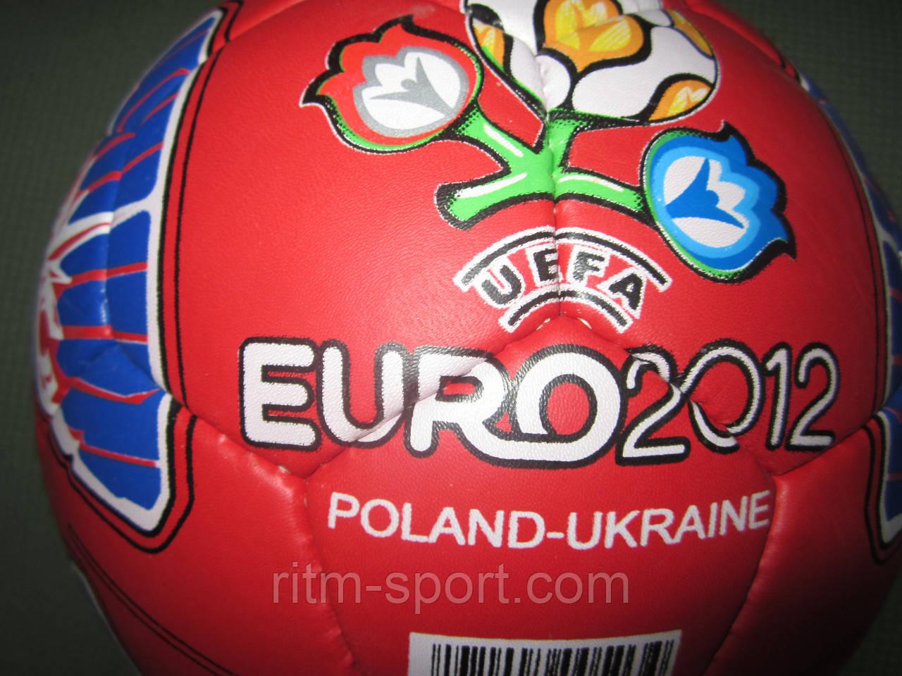 Мяч футбольный №5 EURO-2012 - Спортивные товары интернет-магазин Ритм в  Одессе 86b2a9b618a6c